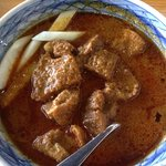 Spicy Beef: it is not too spicy, quick to prepare, very tender beef. So Yummy! You'll need rice.