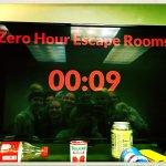 Zero Hour Escape Rooms Image