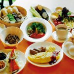 自助式早餐