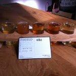 Cider Sample Boards