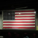 US Flag, National Museum of the Pacific War, Fredericksburg, Texas