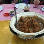 Pork dish - RM50.00