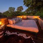Star Bed at Savuti Camp