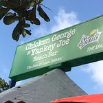 Chicken George & Yankee Joe's Beach bar