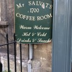 Mr. Salvat's Coffee Room