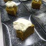 Korean Night - Green Tea Chiffon Cake