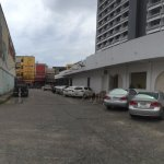 Parking Side of the hotel, where not allow to reverse park