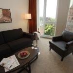 Wohnbereich Suite