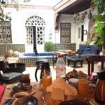 Billede af Riad La Terrasse des Oliviers