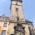 Старомнестская ратуша с астрономическими часами