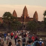 Angkor Temple Guide, is very experienced of photography.