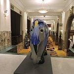 Crowne Plaza Hotel Brussels-Le Palace, Bruselas, Bélgica.