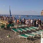 molo d'imbarco per Capri