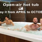 Open-Air Hot Tub