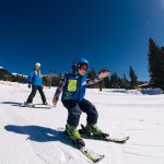 Snowbowl features the largest beginner terrain in the Southwest