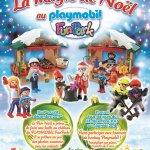 Les animations de Noël au PLAYMBIL FunPark !