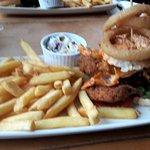 Two Way Piri Piri Buttermilk Chicken Burger