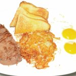 Steak N' Eggs