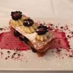 Blackberry Millefeuille