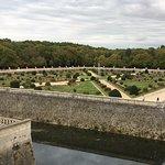 Chateau de Chenonceau Formal Garden