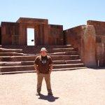 Photo of Tiwanaku