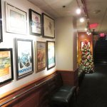 """Decor in the Lower Level """"Race Bar"""""""
