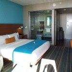 Ocean premier King room.