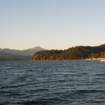Hood Canal on the cruise