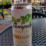 Freshly Canned Beer