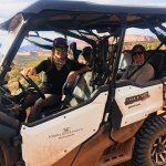 On-site UTV tours - all experience levels!