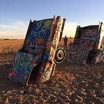 Cadillac Ranch Photo