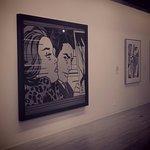 Roy Lichtenstein Display