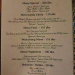 Restaurant Jardin Chrifa Foto