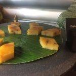 Traditional treats at Kroya