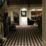 bar hallway