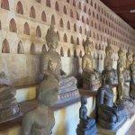 Wat Si Saket, Vientián. Laos