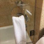 Funky towel holder arrangement!