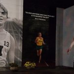 Steve Prefontaine in Downtown Coos Bay