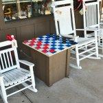 Porch fun