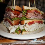 The club sandwich!