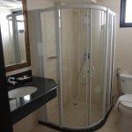 The lovely bathroom