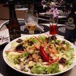 Salada Di Mare, Soprano Restô.