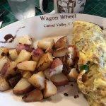 Foto de Wagon Wheel Coffee Shop