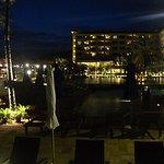 Night view of Dusit Thani Hua Hin