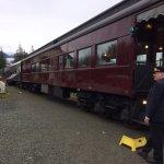 Polar Express West Coast Railway Heritage Park Squamish