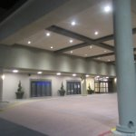 Entrance to Hotel, Wyndham Hotel and Convention Center, Albuquerque, NM