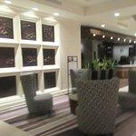 Lobby Area,  Wyndham Hotel and Convention Center, Albuquerque, NM