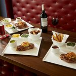 Great Steak, Wine and Handcrafted Beer Selection