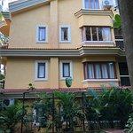 ภาพถ่ายของ Bougainvillea Guest House Goa