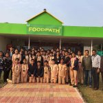 Students of Fravashi International Academy, Nashik @ FoodPath